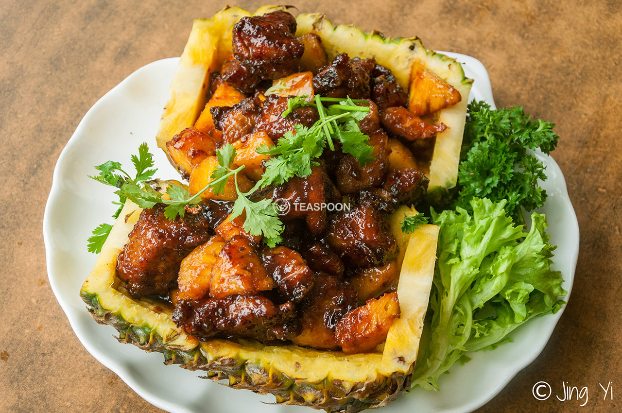 Pineapple ribs (2) copy