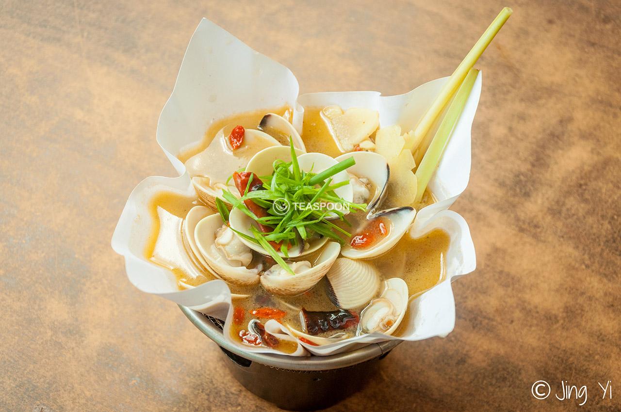 Soup clam (1)