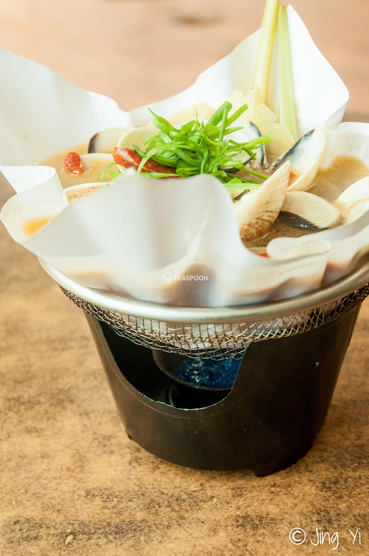 Soup clam (3)