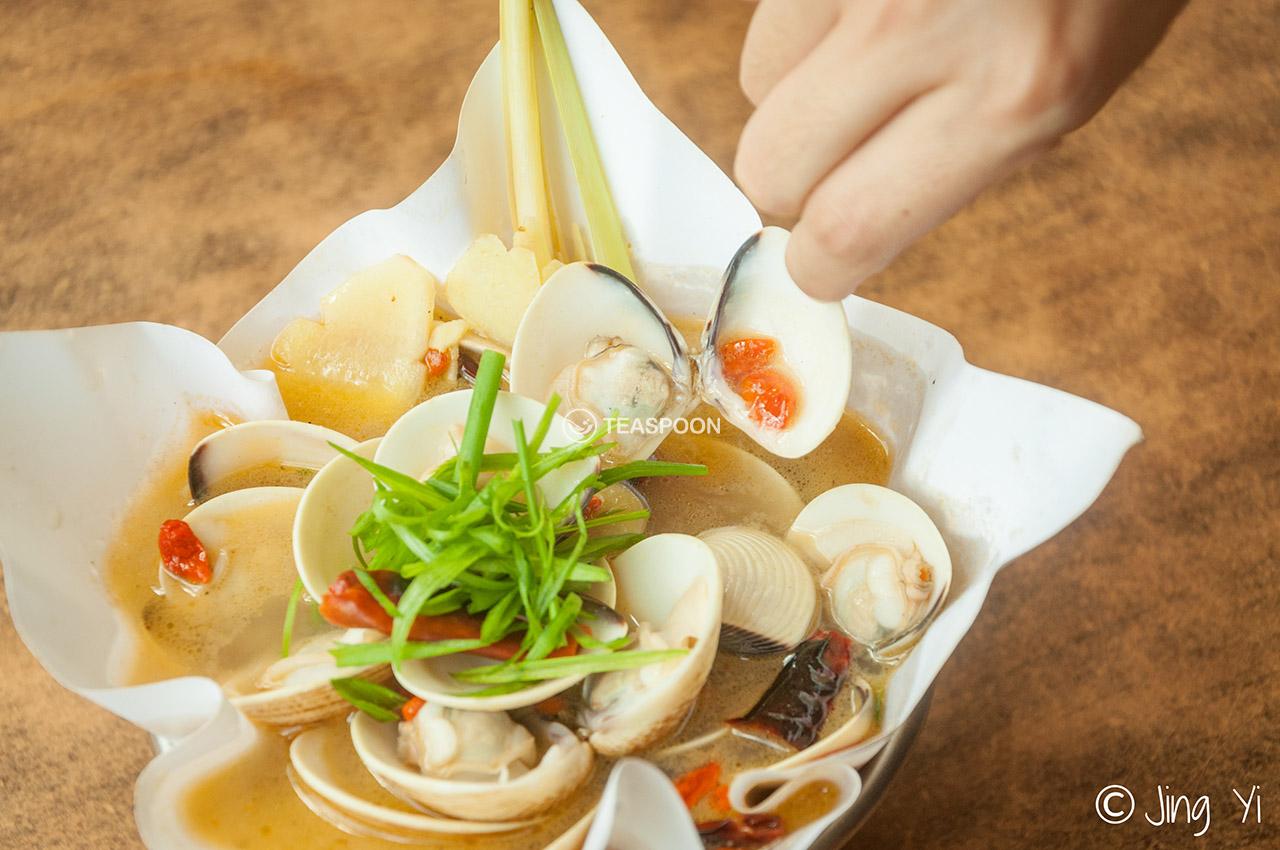 Soup clam (8)