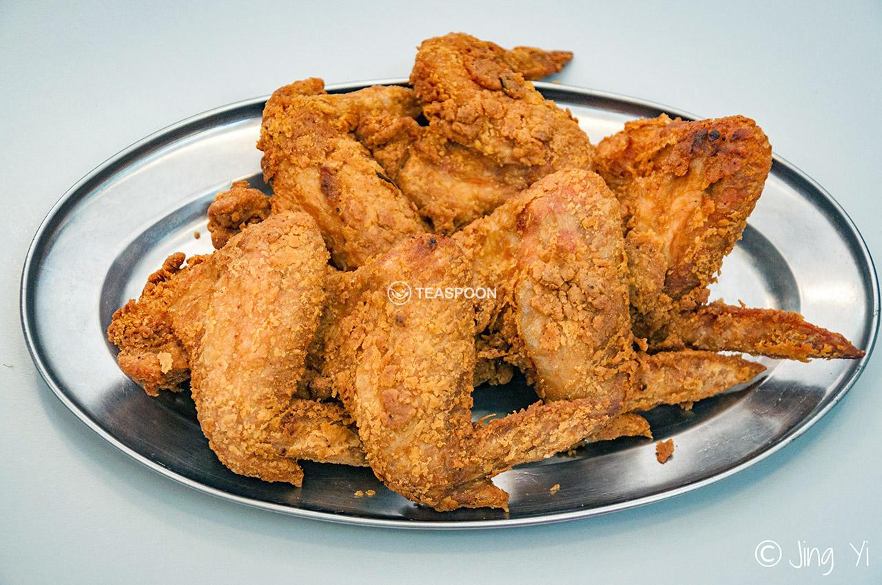 Fried chicken (5)