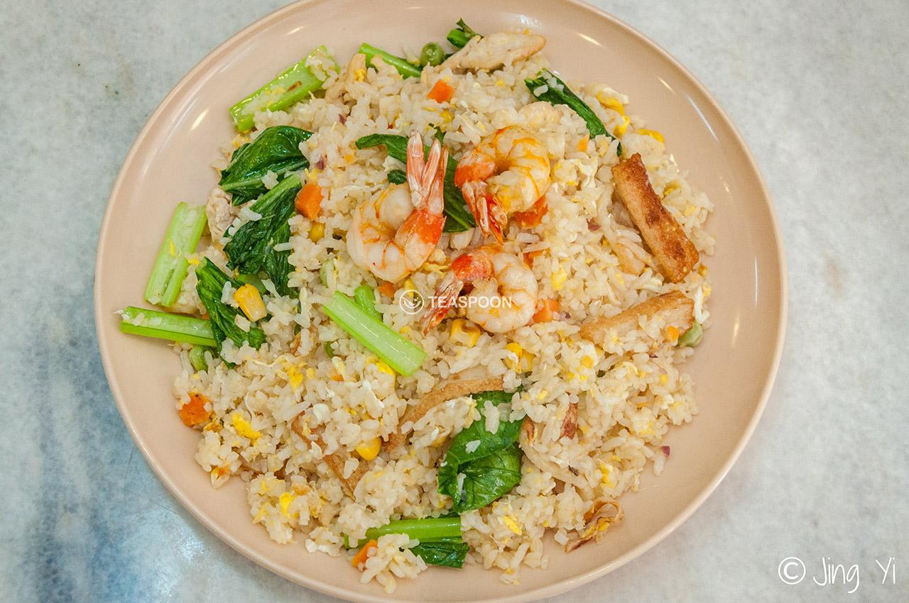 Fried rice (2)