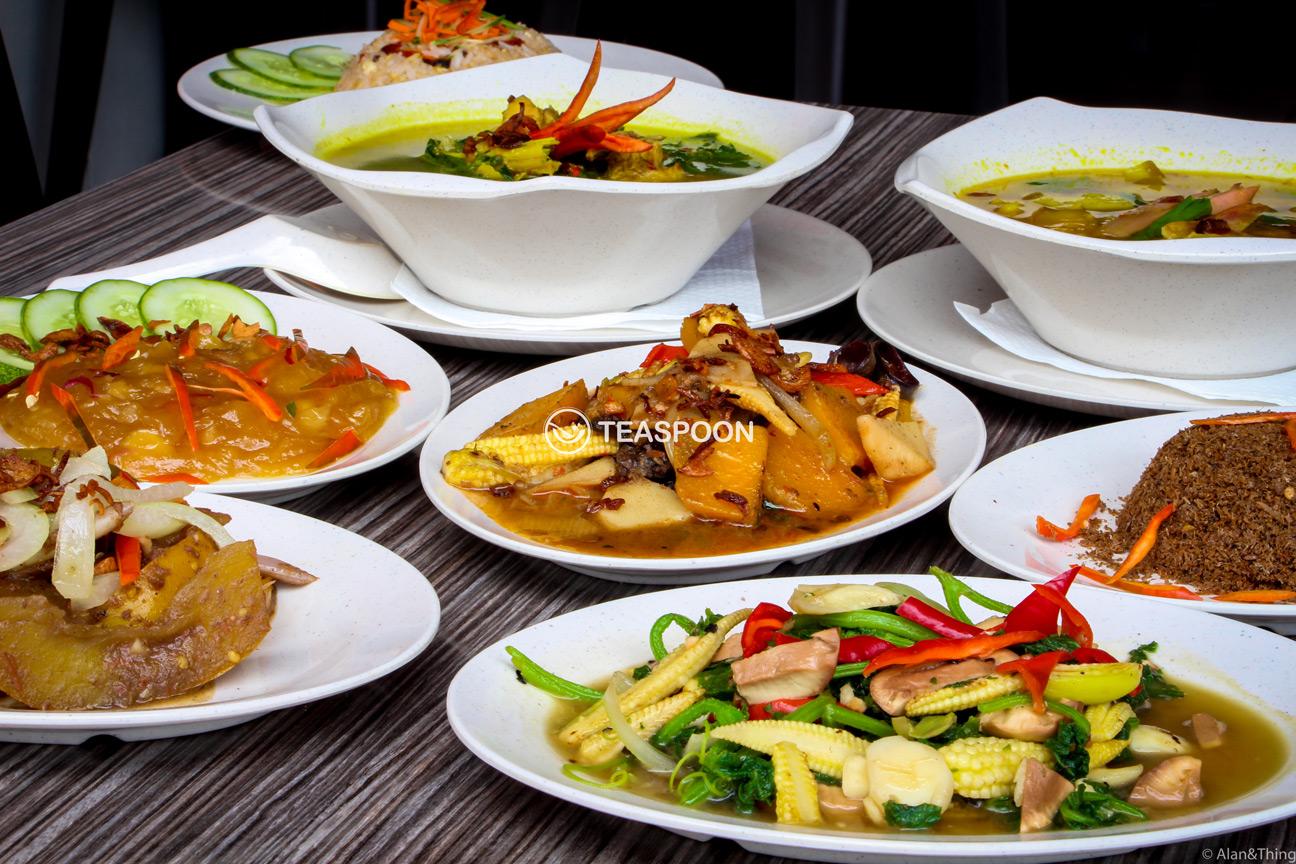 Dayak Cuisine (1)