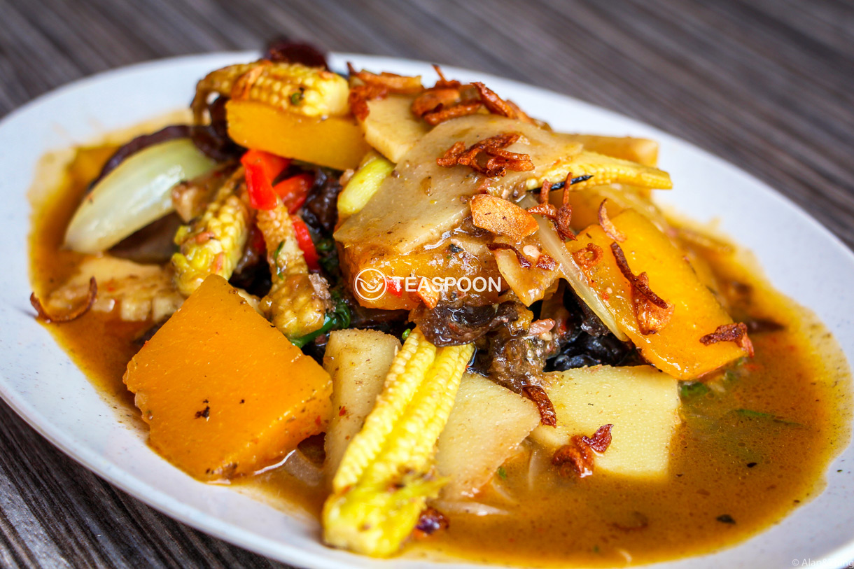 Dayak Mixed Vege (2)