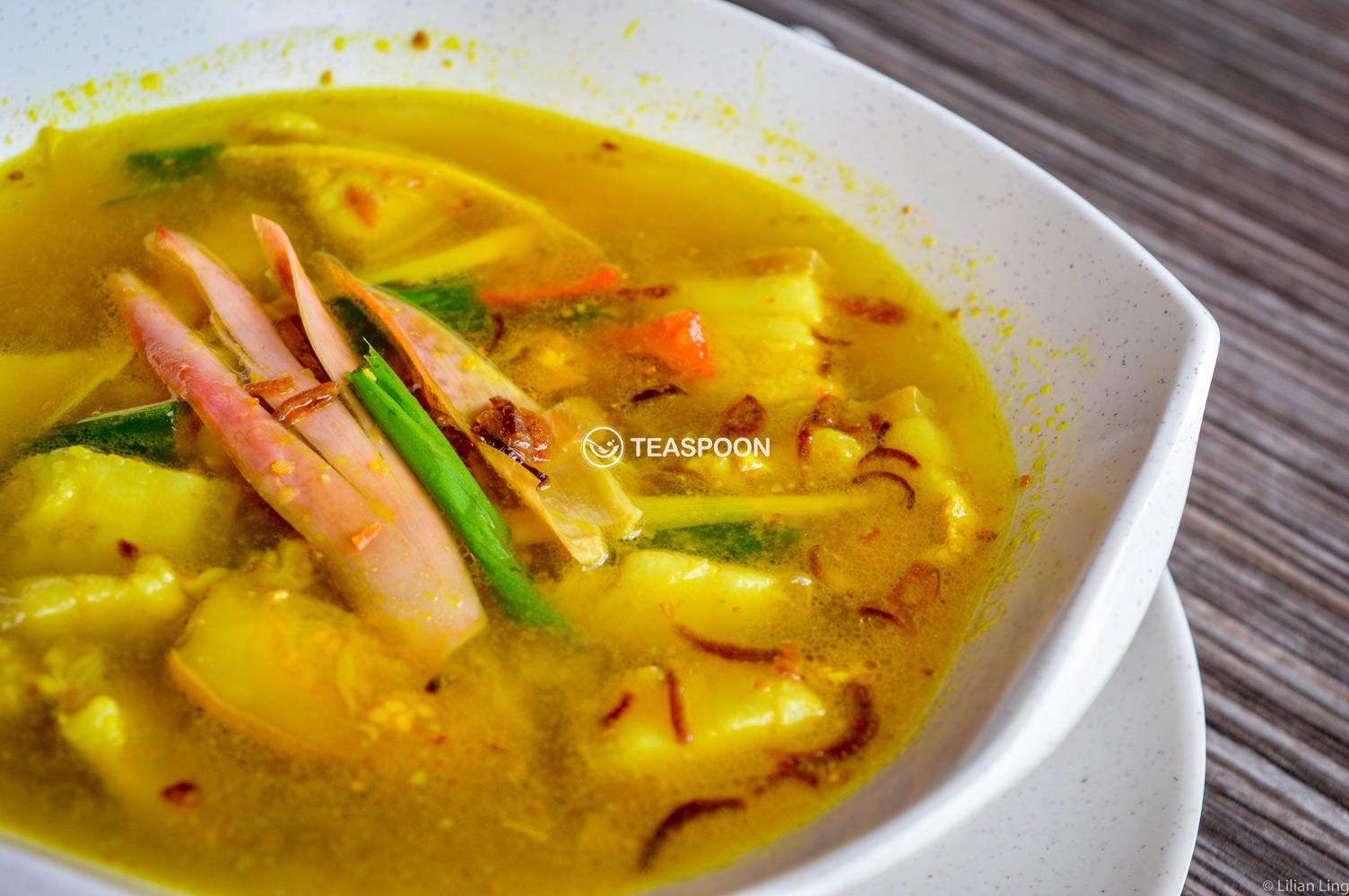 Sup Babi Dayak Cuisine (1)