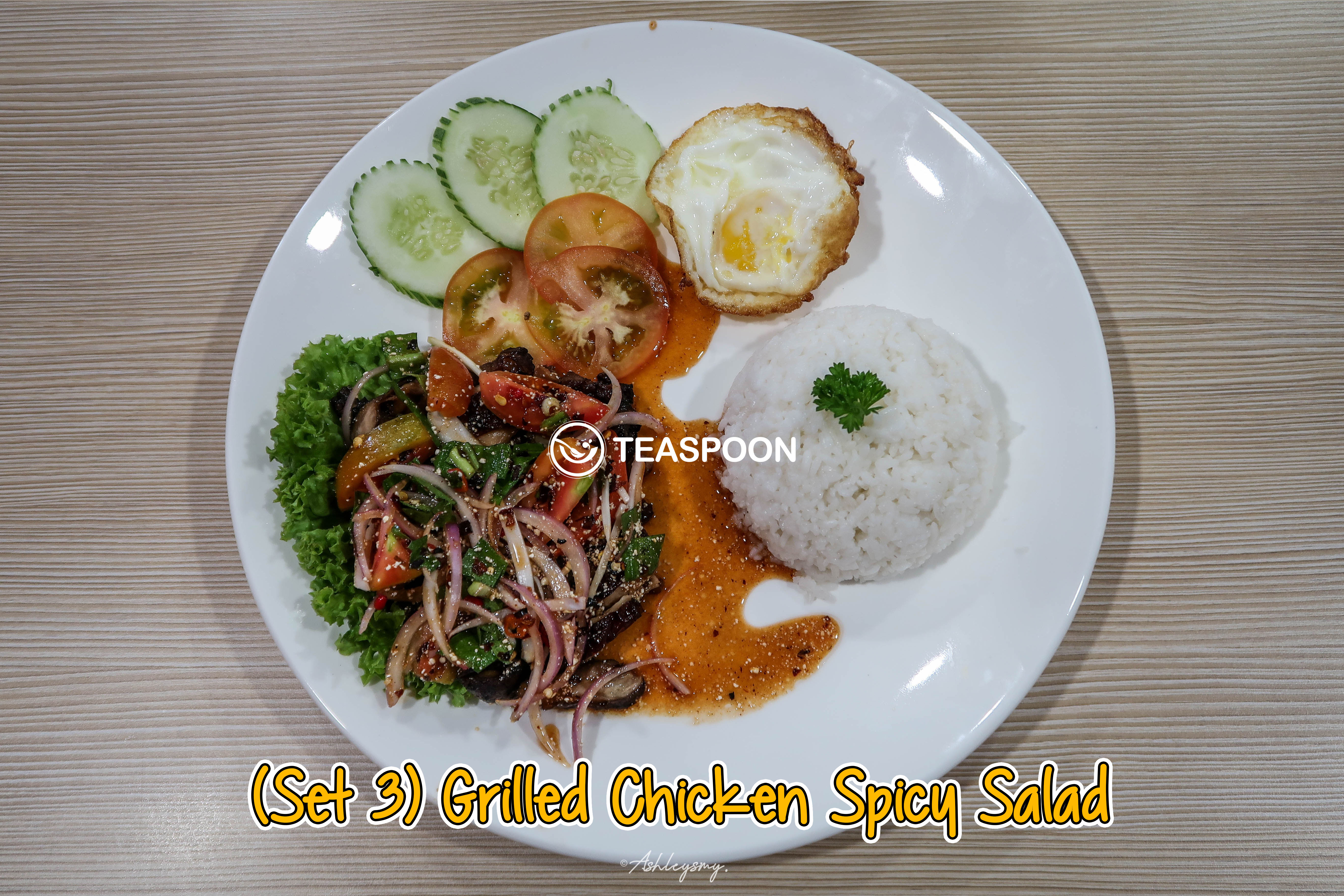 Grilled Chicken Spicy Salad (1) copy