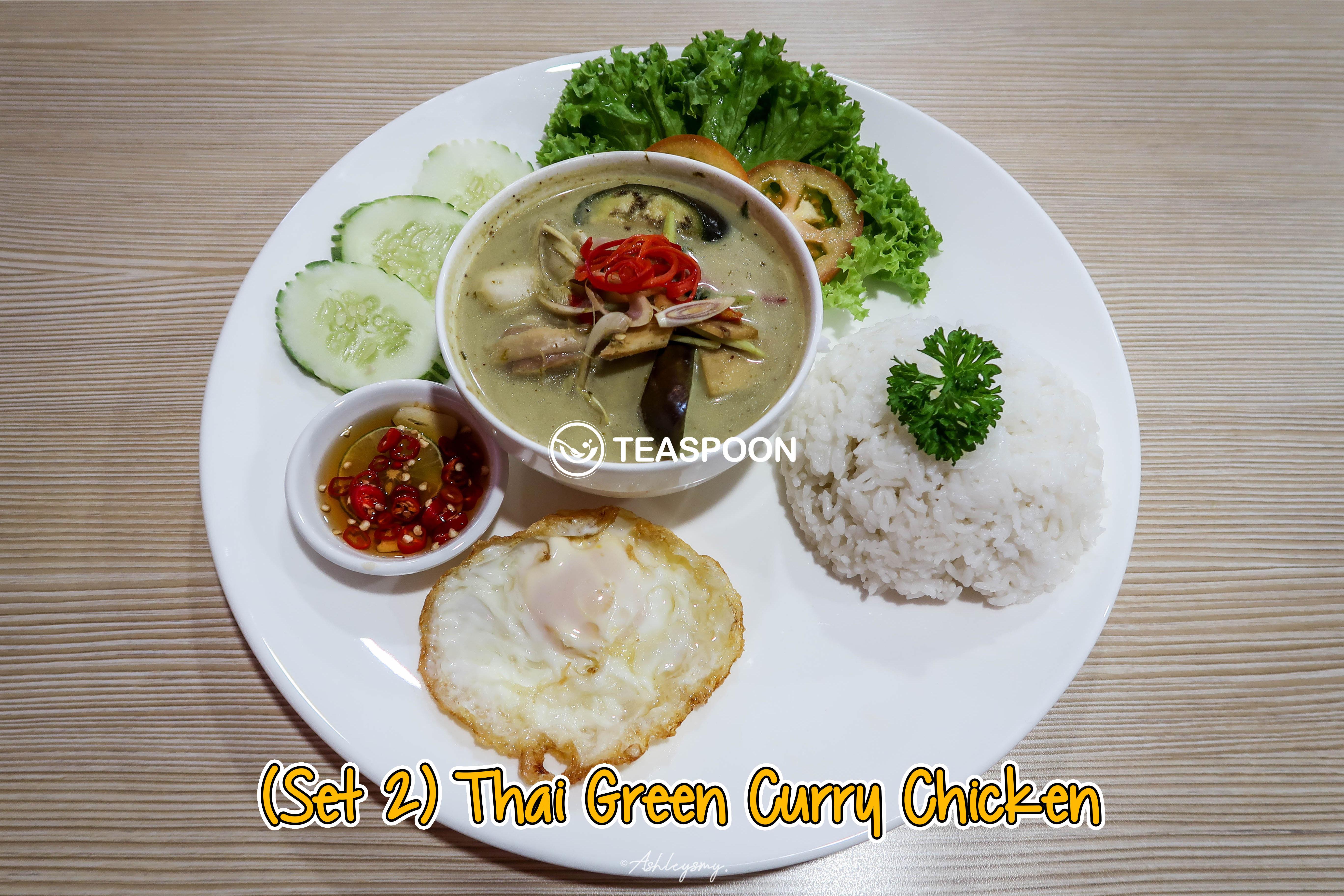 Thai Green Curry Chicken (1) copy