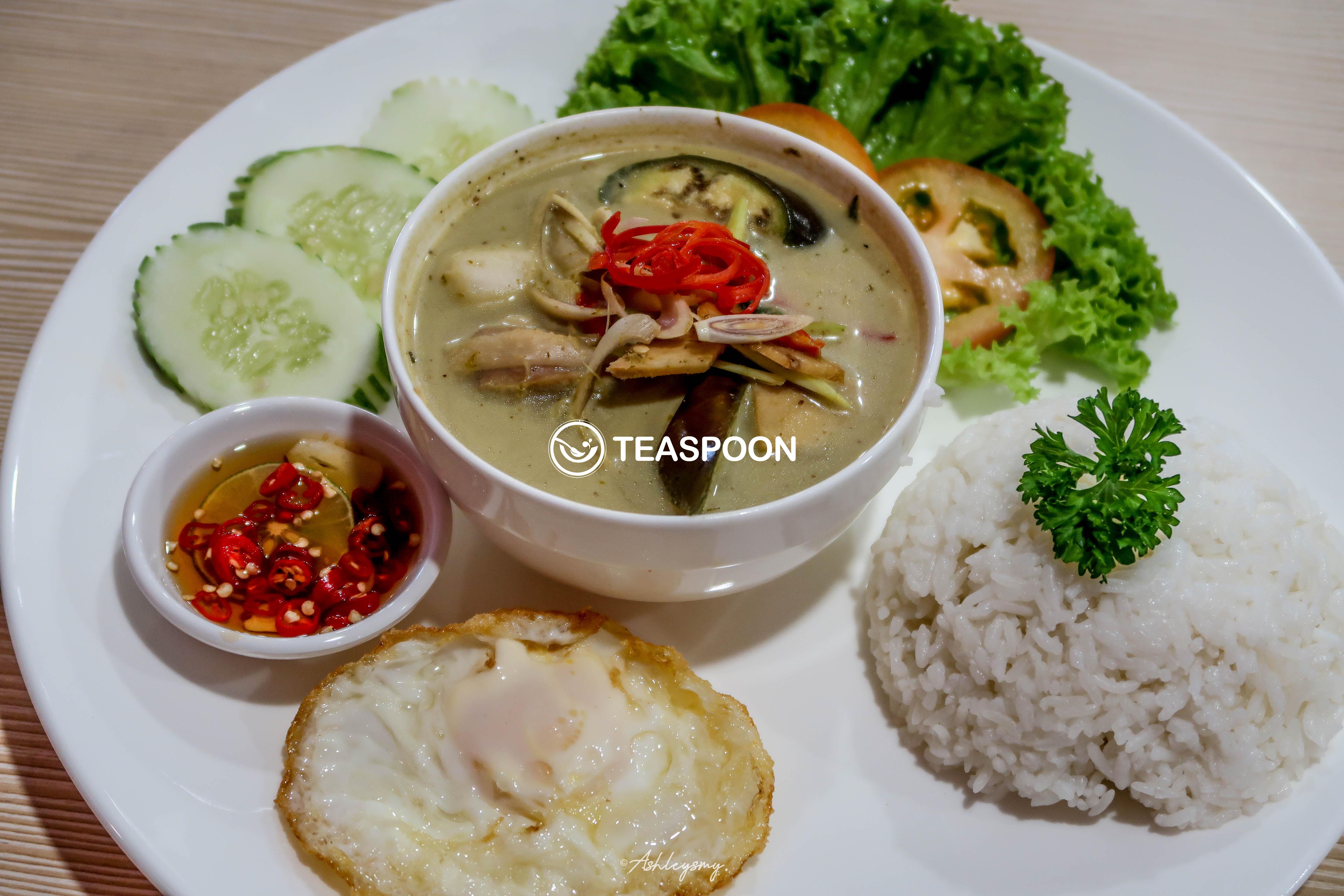Thai Green Curry Chicken (2) copy