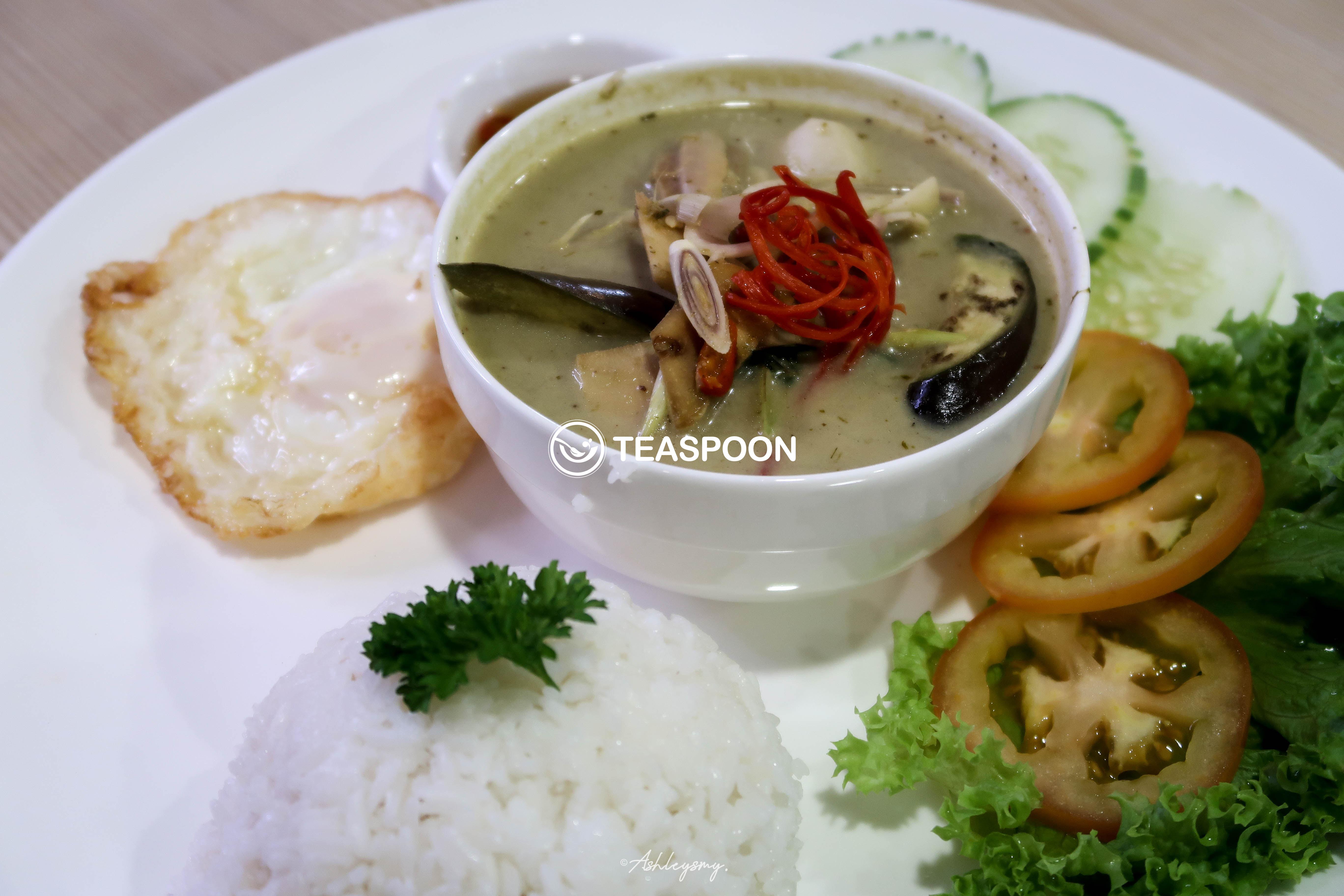 Thai Green Curry Chicken (3) copy