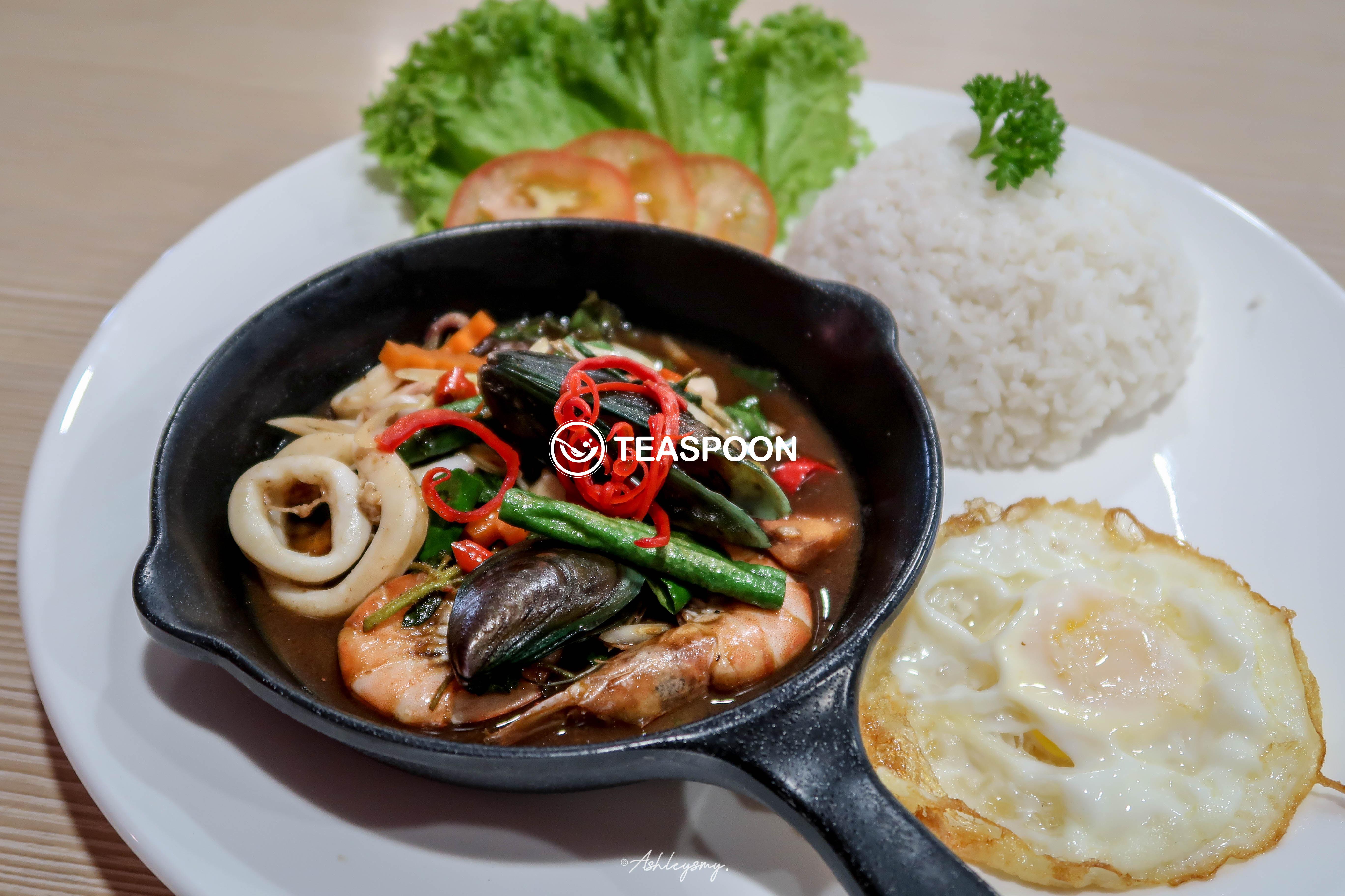Thai Spicy Stir Fried Seafood (2) copy