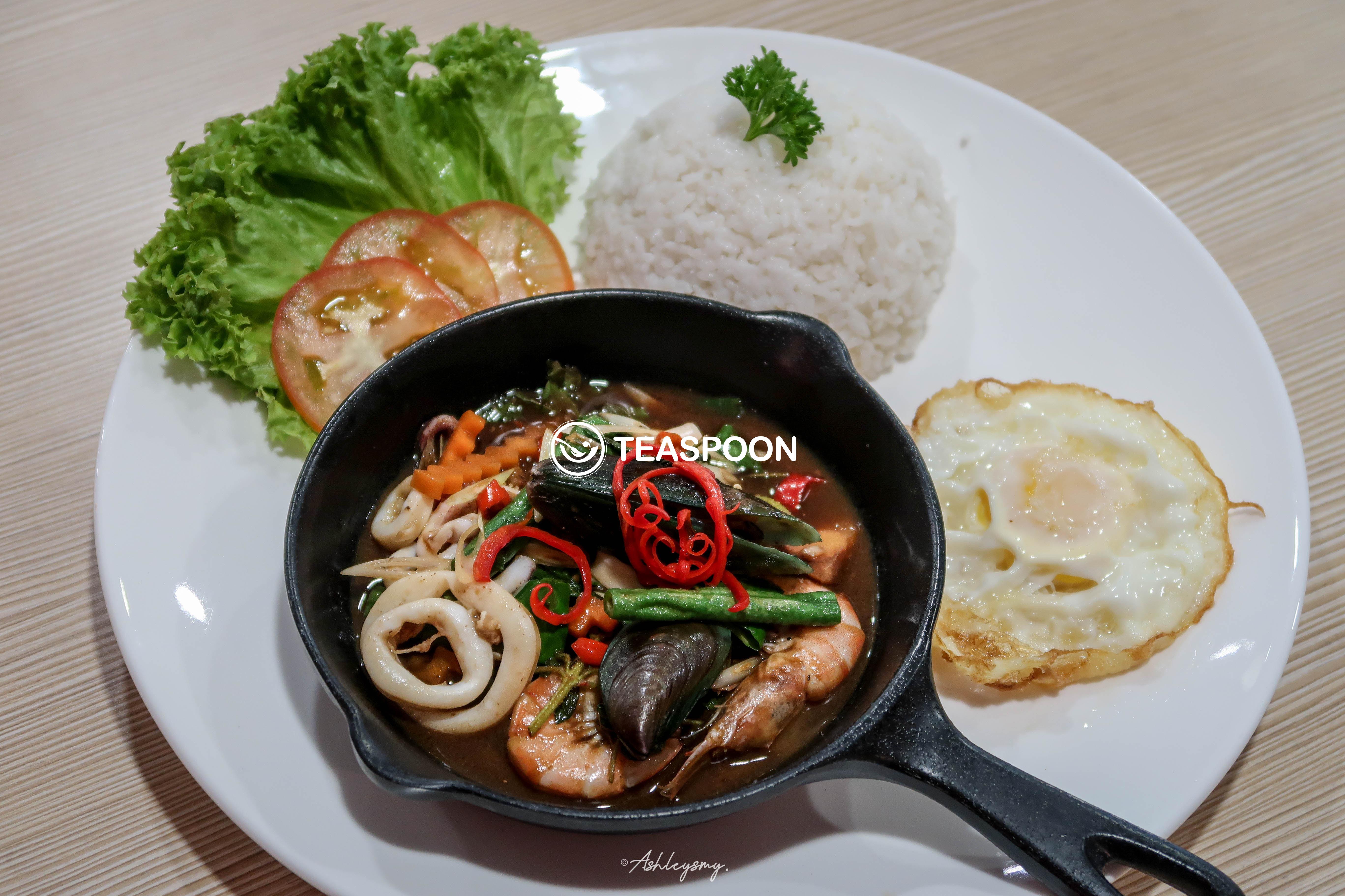 Thai Spicy Stir Fried Seafood (3) copy