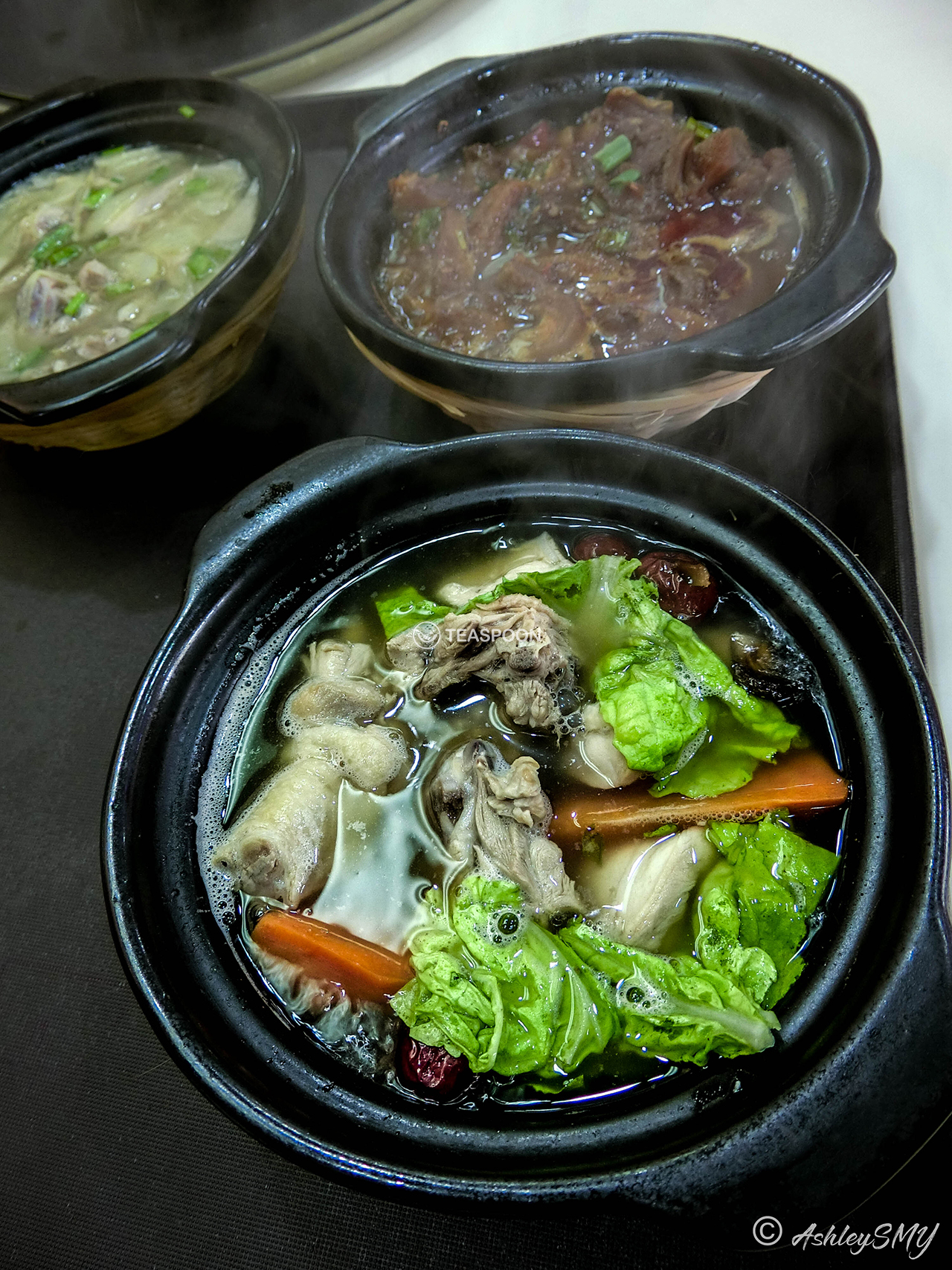 Herbal Mushroom Chicken Soup (5) copy