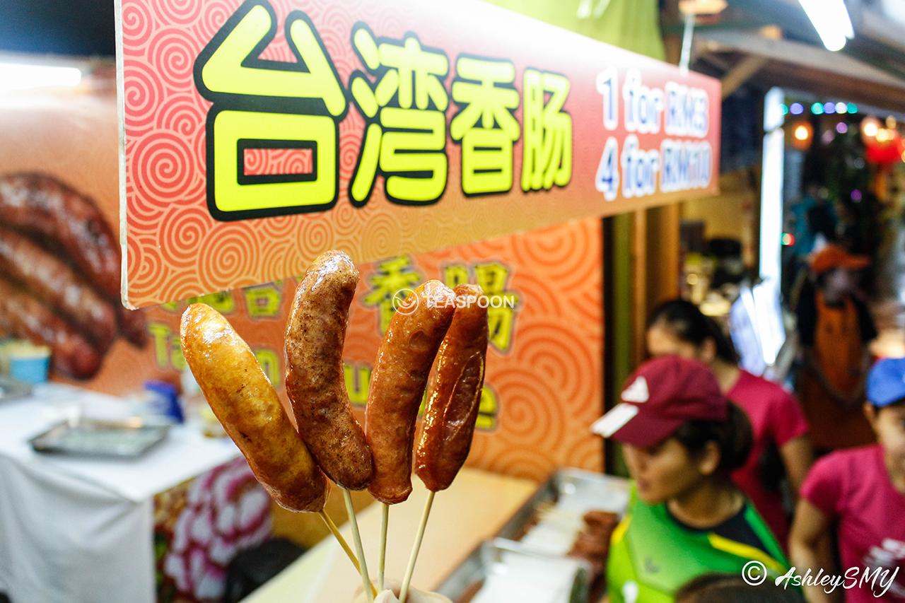Stall 108 Taiwan Sausage (1)