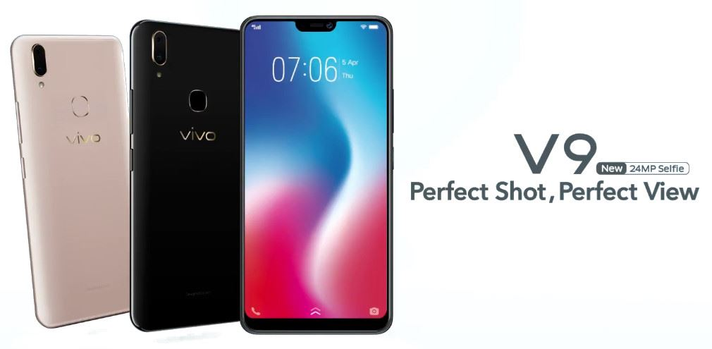 Vivo V9 sponsor Teaspoon