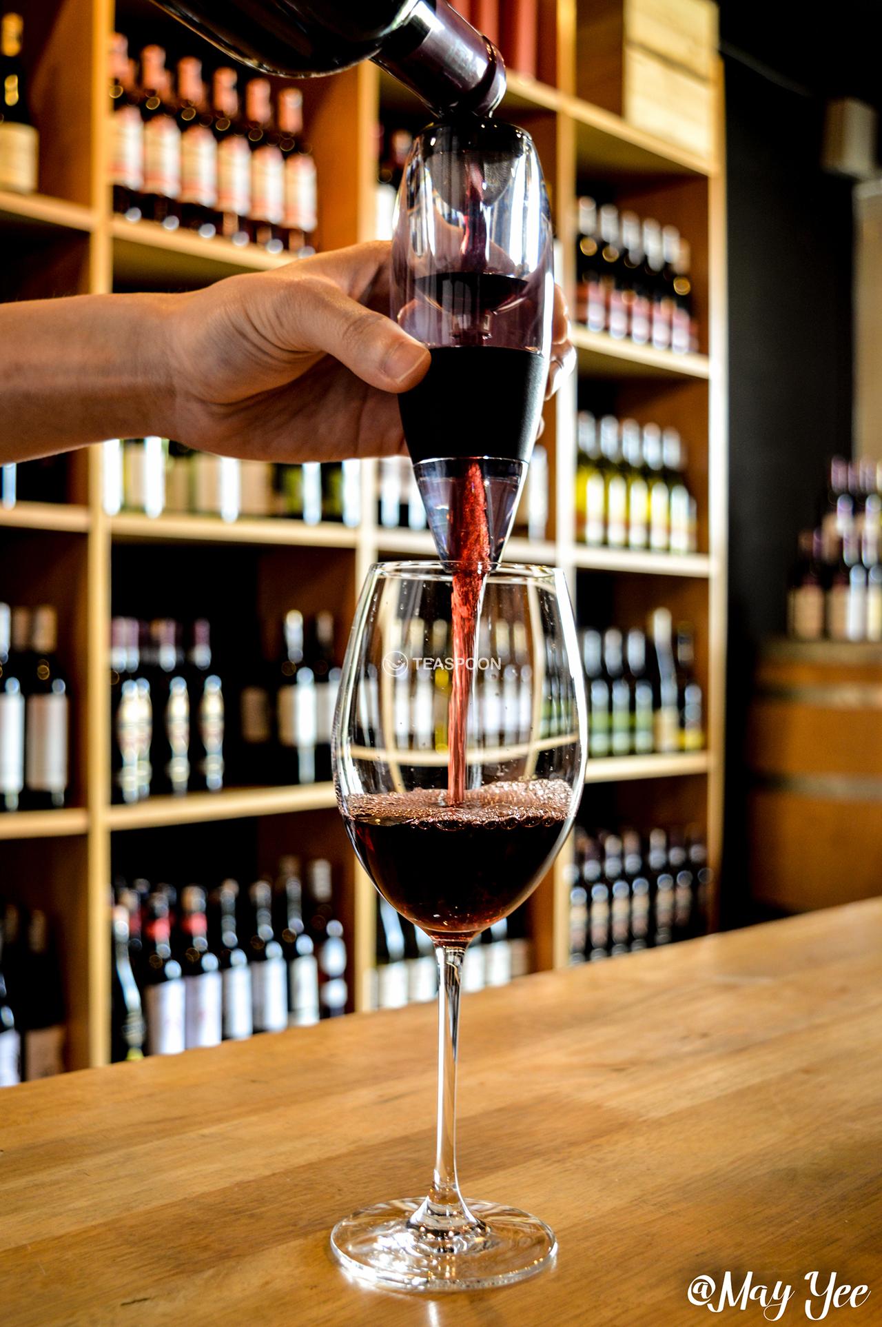 Devils Lair Margaret River  Cabernet  Sauvignon and  Chardonnay DECANTER (5)