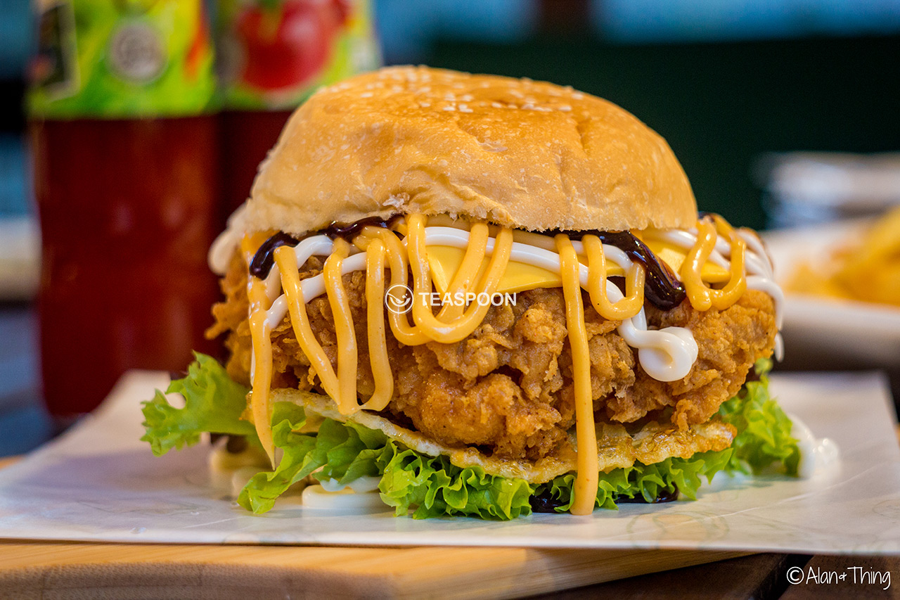 Chicken Burger (9)