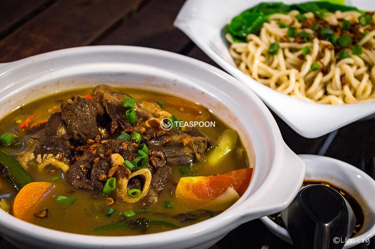 Stew Lamb Noodle (2)