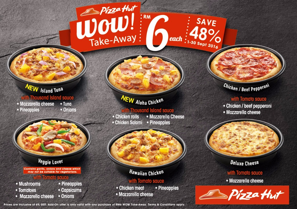 Coupons hawaii pizza hut